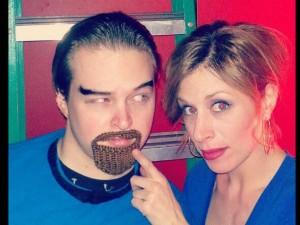 Spock's Mirror Mirror beard