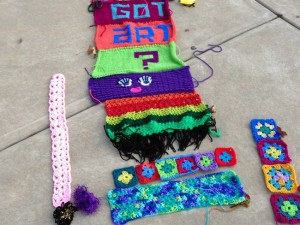 Music Video: Let's yarn bomb the Art Museum