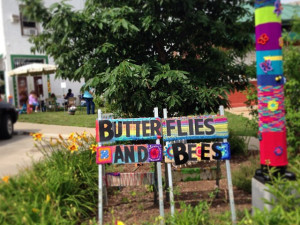 Butterflies and Bees Celebration